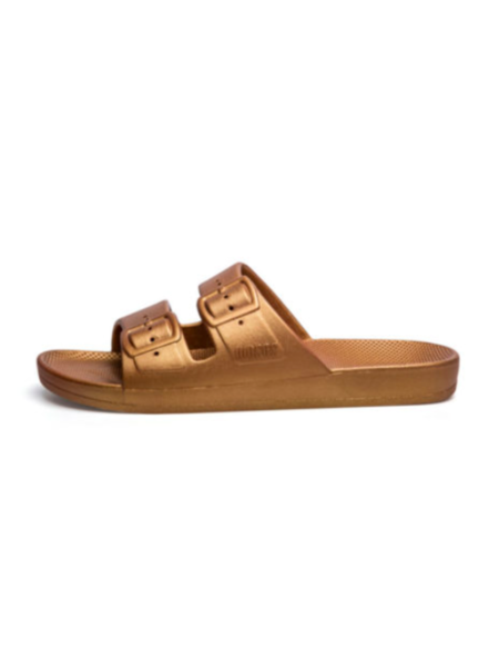 Freedom Moses slipper - copper