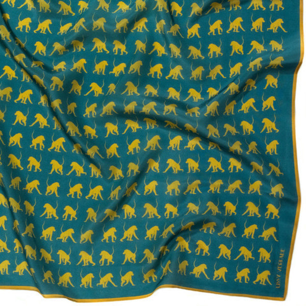 Lissy Verkade Silk Scarf