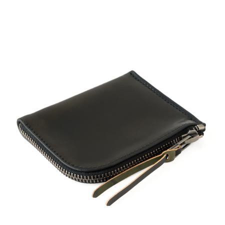 MAKR Revised Cordovan Zip Wallet