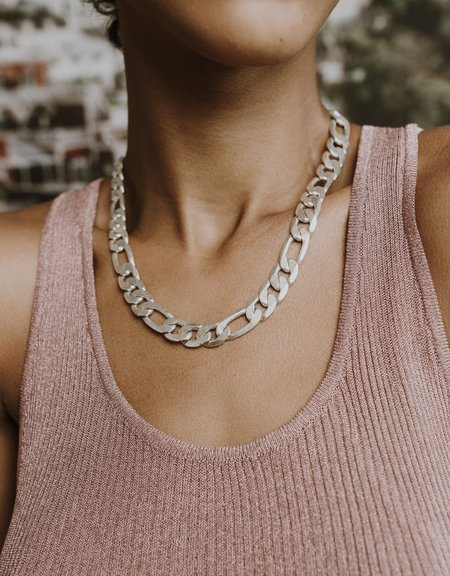 Jenny Bird Landry Chain - Silver