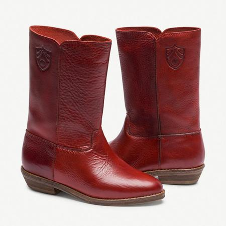 Kids The Animals Observatory Coyote Boots - Maroon