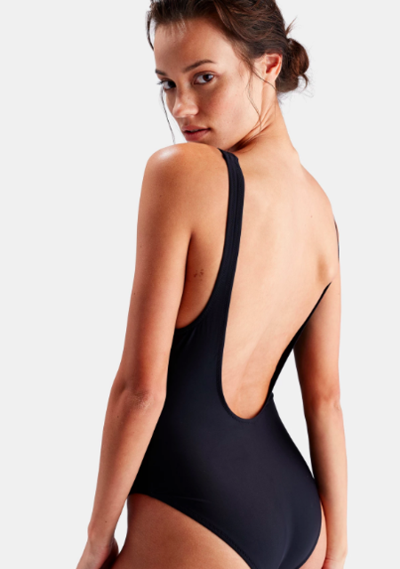 76fe7d4f2 Solid and Striped The Anne-Marie One Piece - Black ...