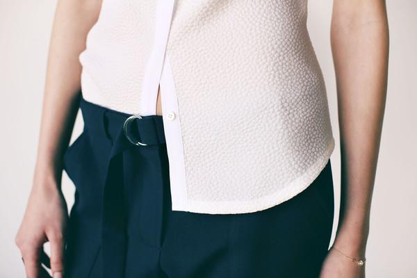 Cosette Lilian Trouser with Belt