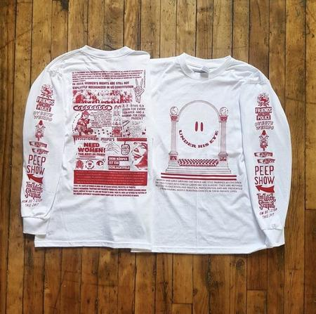 """LOPEZ MTL Issue 4 """"Women's Rights"""" T-shirt"""
