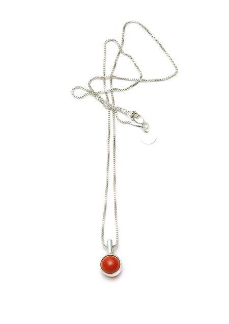 Tiro Tiro Stilla Necklace - Silver