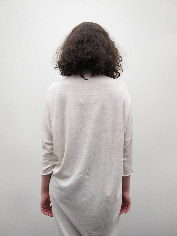Lauren Manoogian Hunch Dress, Crudo
