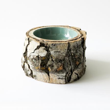 Loyal Loot Log Bowl - Pale Sage