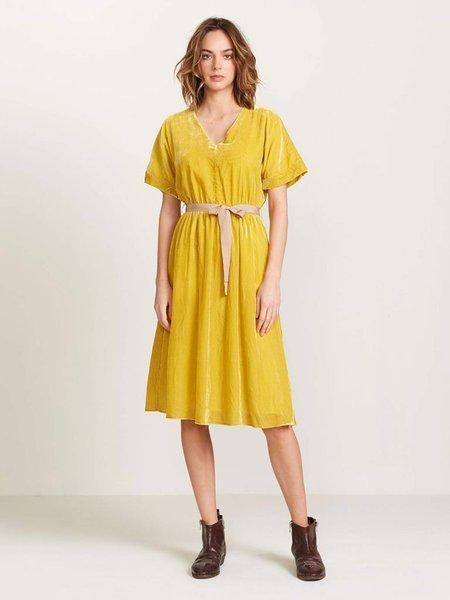 Bellerose Hoek Dress - Pollen