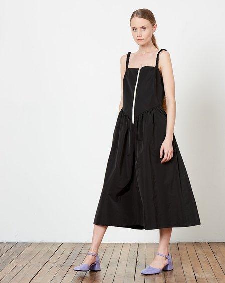 Sandy Liang Steps Dress - Black