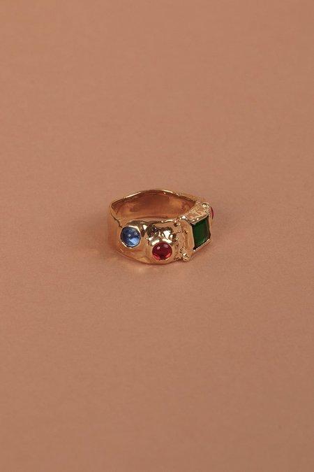 Mondo Mondo Brass Ring