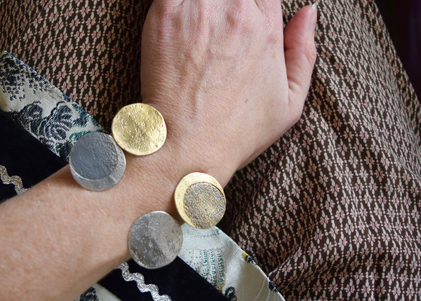 Almanac For June: Moon Phase Cuff