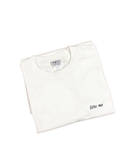 Unisex House of 950 bite me tee shirt