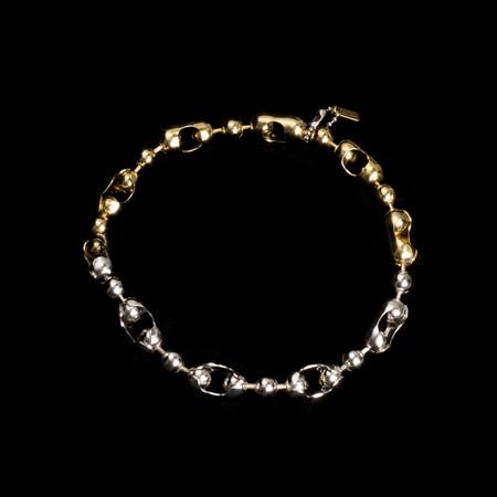 Alynne Lavigne Ball Chain Necklace