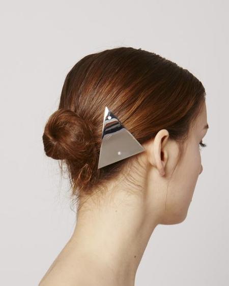 Sylvain le Hen Hair clip HC03 - Gold