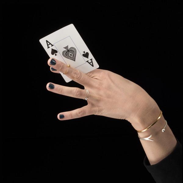 Alynne Lavigne Catch Ring