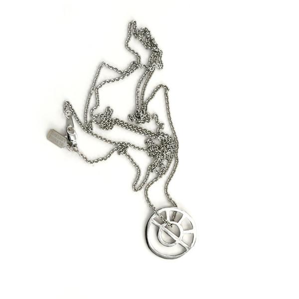 Alynne Lavigne Disc Necklace