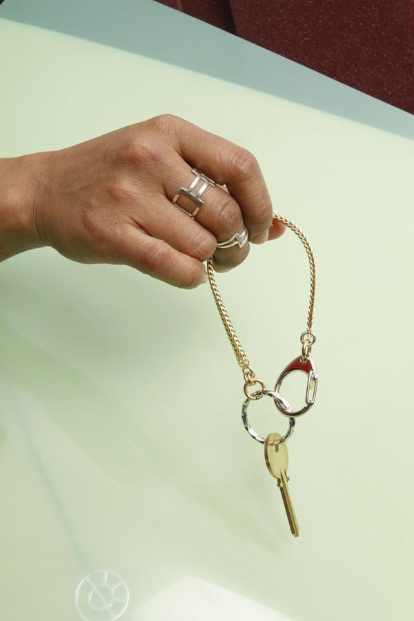 Alynne Lavigne Key Chain