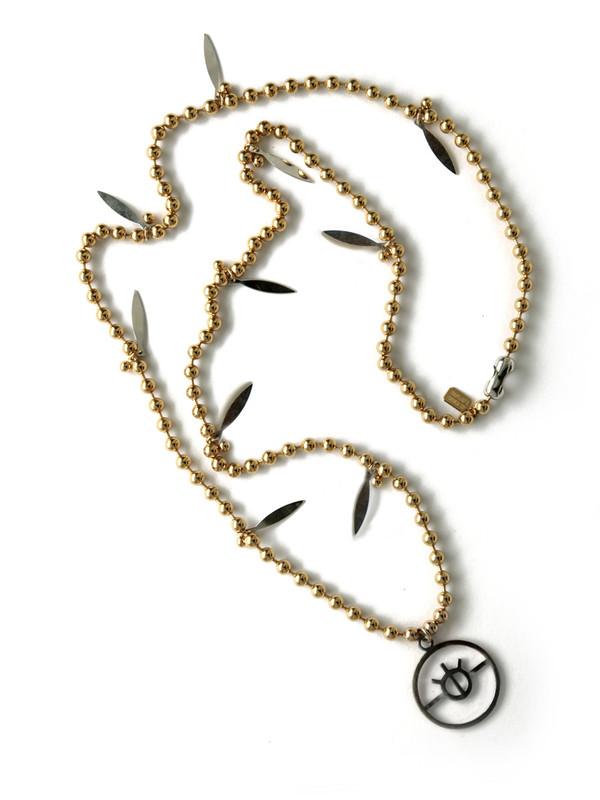 ALYNNE LAVIGNE - Lash Necklace