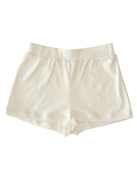 Botanica Workshop Robi Organic Cotton Shorts - Natural