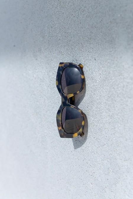 Valley Eyewear BADLAND - SNOW/BLACK