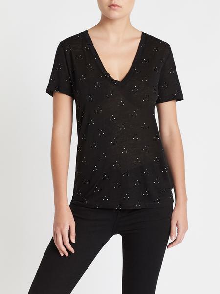 Rails The Cara T-shirt - Black