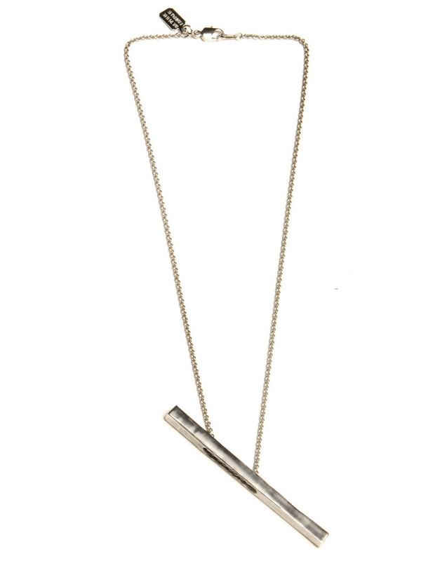 Alynne Lavigne Long Bar Necklace