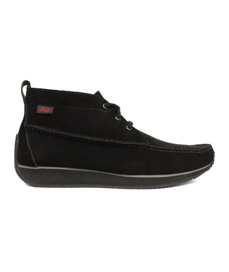 GH Bass Scout Runner Mid Boot Suede - Black