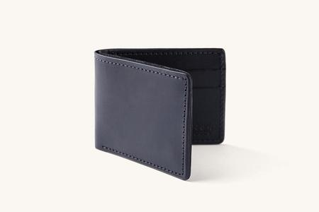 Tanner Goods Utility Bifold Wallet - Black