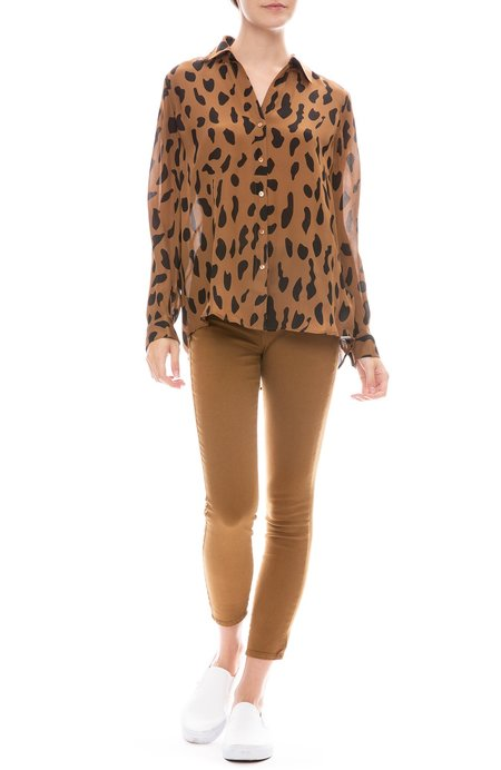 L'agence Margot High Rise Jeans - CEDAR