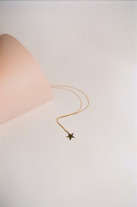 Eleventh House Jewellery Star Necklace