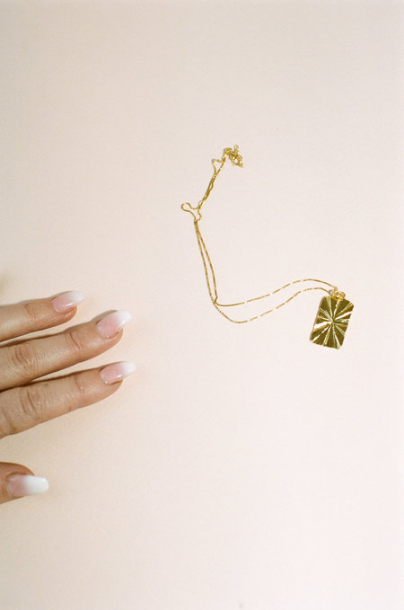 Eleventh House Jewellery Golden Hour Necklace