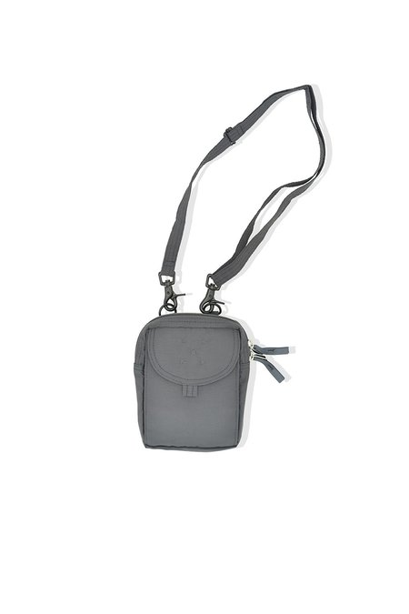 POP Trading Co. Passport Pouch - Anthracite