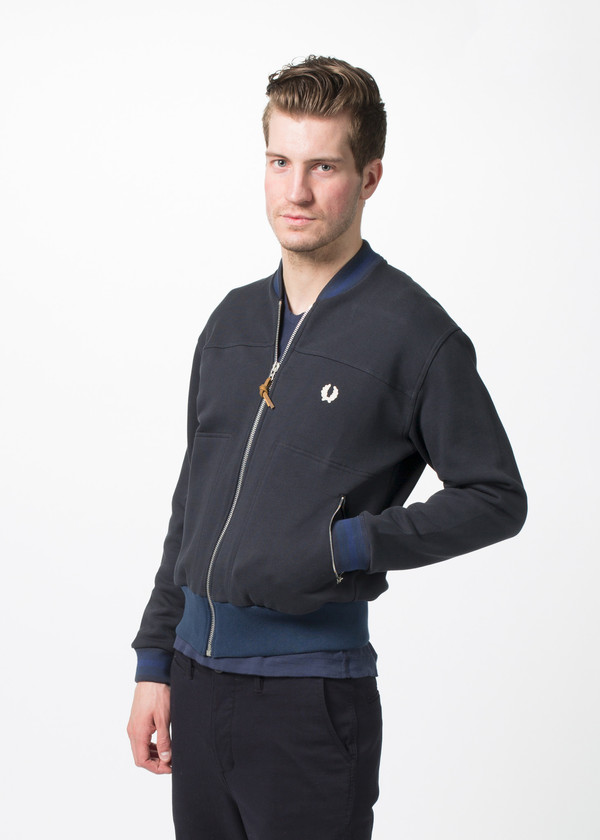 Men's Fred Perry Courtside Jacket
