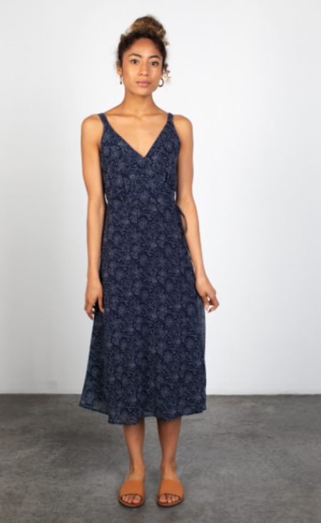 Mod Ref The Mildred Dress - floral