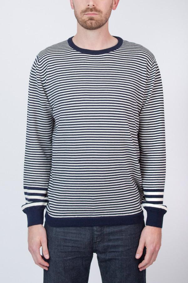 Men's Chinti and Parker Merino Stripe Sweater