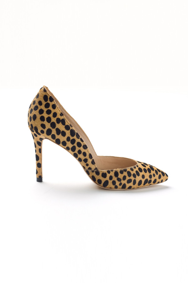 Loeffler Randall Pari Classic Pump Cheetah