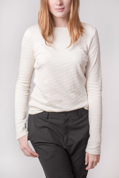 The Lady & the Sailor Relaxed Longsleeve Shirt