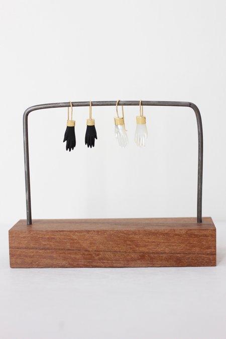 GRAINNE MORTON Hand Hook Earring