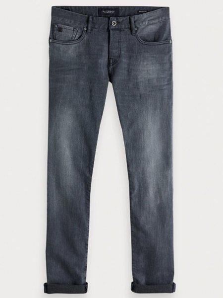 Scotch & Soda Ralston Jeans - Concrete Bleach
