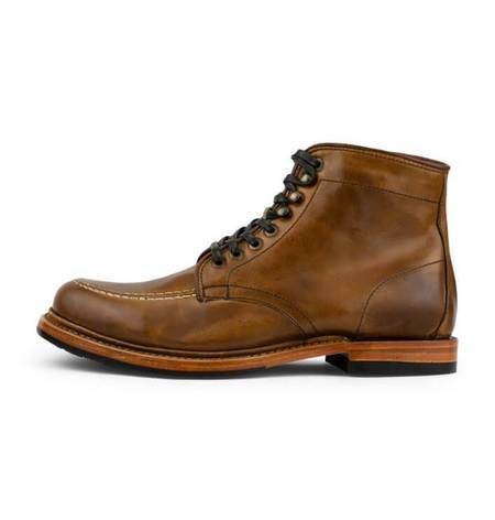 Sutro Footwear Ellington boot - Honey
