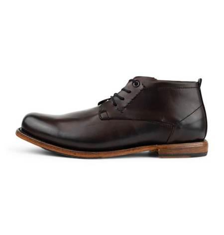 Sutro Footwear Lee Chukka Boot - Redbrown