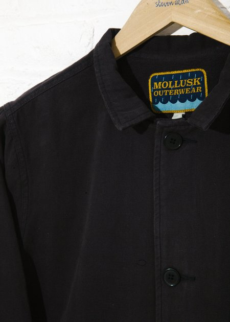 Mollusk Fall Deck Jacket - Faded Navy
