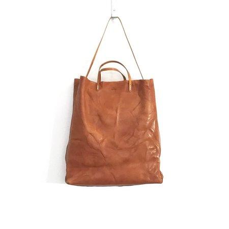 Uppdoo Cabas Shopper - Distressed Tan