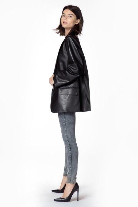 J Brand Elsa Birthday Jacket - Black