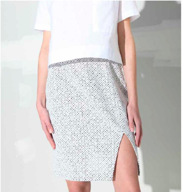 Silvae Ablution Skirt