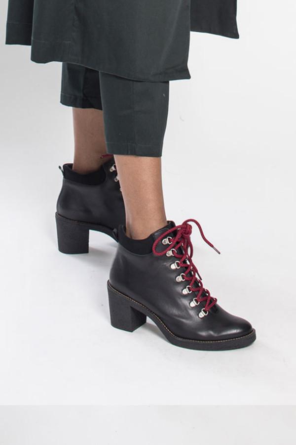Aubrey Black Boot by Miista