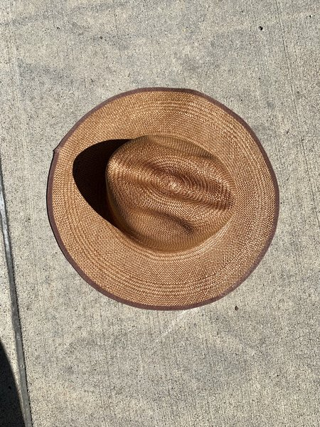 Brookes Boswell Savoy Hat - Dark Brown