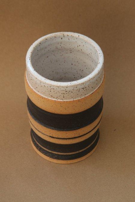 C'est Bon Clay Lathe Cup - Black