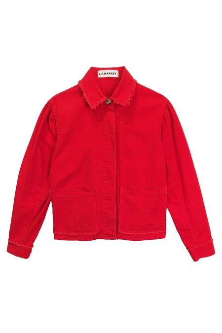 L.F.Markey Marlo Jacket - Red