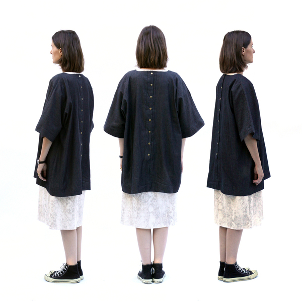 Sunja Link Oversized Tunic
